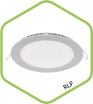 Панель светодиодная RLP-1841 18Вт 160-260В 4000К 1440Лм 225/205мм белая ASD