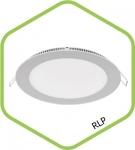 Панель светодиодная RLP-2441 24Вт 160-260В 4000К 1920Лм 300/285мм белая ASD